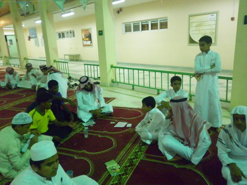 ملتقى التوعية الاسلامية بمدرسة الفائجة FNh88012.jpg