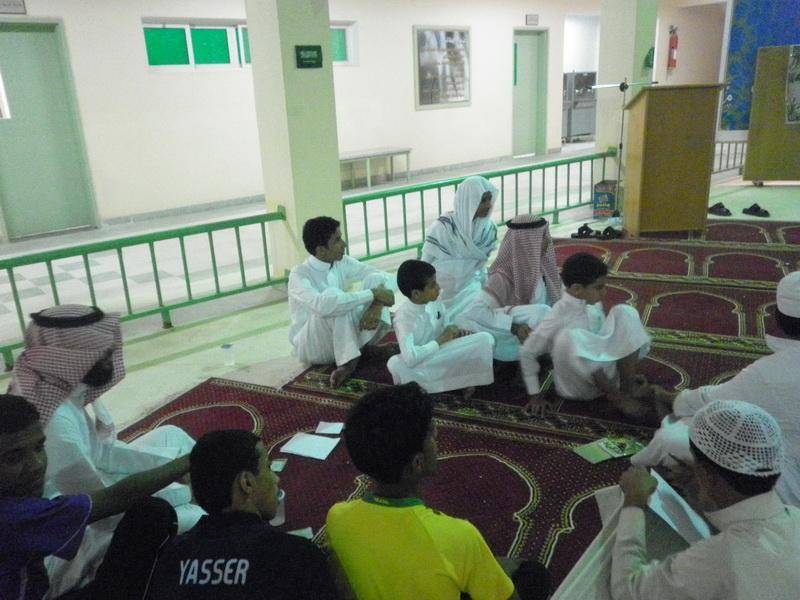 ملتقى التوعية الاسلامية بمدرسة الفائجة b3Y87763.jpg