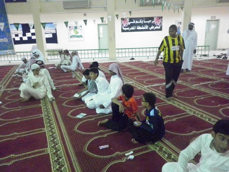 ملتقى التوعية الاسلامية بمدرسة الفائجة e0J88012.jpg